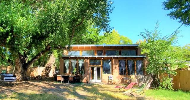 1120 La Font Road SW, Albuquerque, NM 87105 (MLS #1001804) :: Campbell & Campbell Real Estate Services