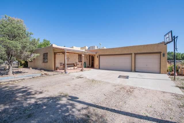 14 Santa Maria Road, Belen, NM 87002 (MLS #1001805) :: Campbell & Campbell Real Estate Services