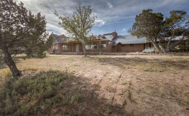 19 Bobcat Hill Road, Sandia Park, NM 87047 (MLS #1001825) :: Keller Williams Realty