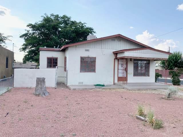 901 Palomas Drive SE, Albuquerque, NM 87108 (MLS #1001942) :: Campbell & Campbell Real Estate Services