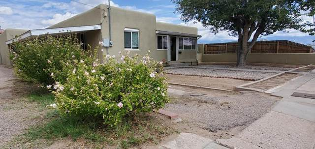 203 San Lorenzo Avenue NW, Albuquerque, NM 87107 (MLS #1002131) :: Campbell & Campbell Real Estate Services
