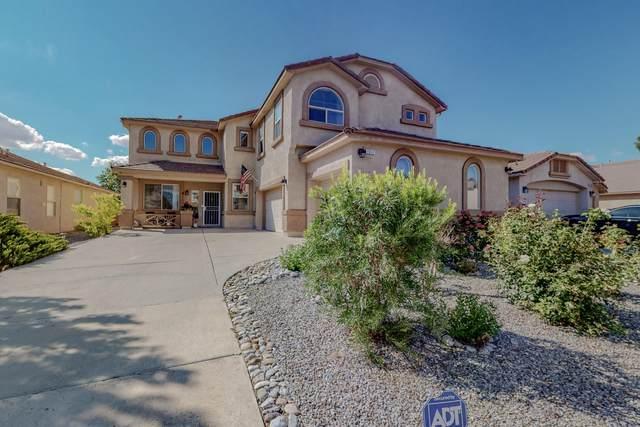 1517 Ricasoli Drive SE, Rio Rancho, NM 87124 (MLS #1002220) :: Keller Williams Realty
