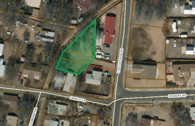 2807 Camilo Lane NW, Albuquerque, NM 87104 (MLS #1002271) :: Keller Williams Realty