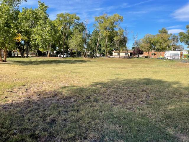 1910 Shadyside Drive SW, Albuquerque, NM 87105 (MLS #1002428) :: Campbell & Campbell Real Estate Services