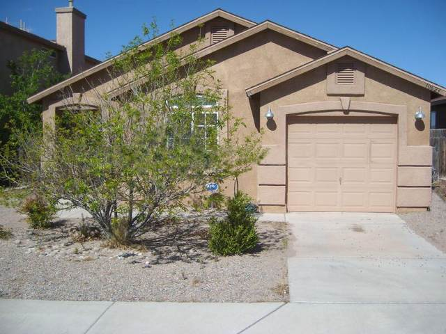 10623 Brookline Place NW, Albuquerque, NM 87114 (MLS #1002429) :: Campbell & Campbell Real Estate Services