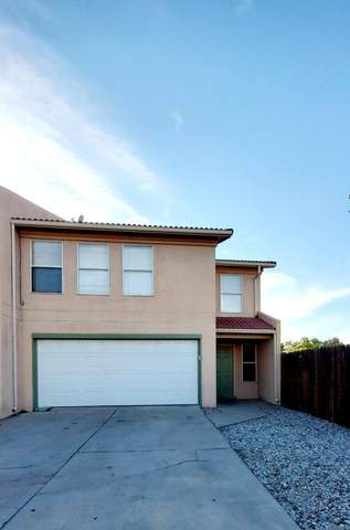 3035 Bright Star Drive NW, Albuquerque, NM 87120 (MLS #1002560) :: Campbell & Campbell Real Estate Services