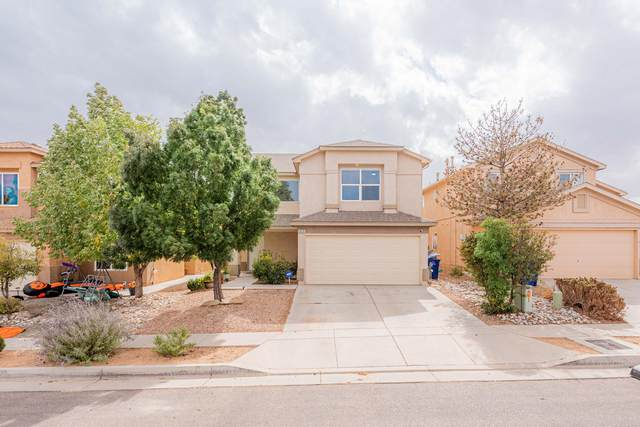 9028 Violet Orchid Trail SW, Albuquerque, NM 87121 (MLS #1002588) :: The Buchman Group