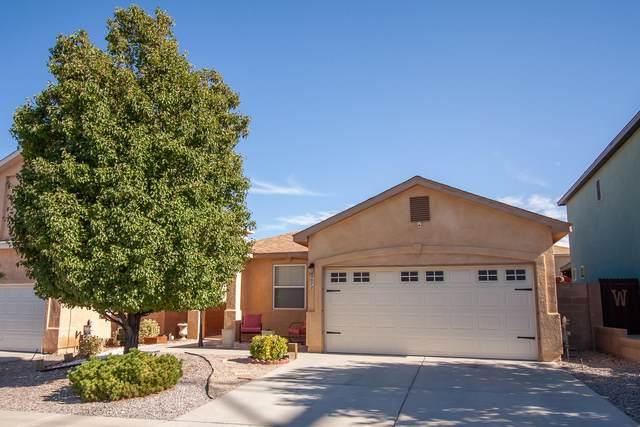 987 Molten Place NW, Albuquerque, NM 87120 (MLS #1002660) :: Keller Williams Realty