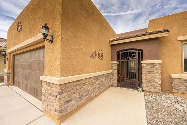 9231 Falls Creek Trail NW, Albuquerque, NM 87120 (MLS #1002682) :: Campbell & Campbell Real Estate Services