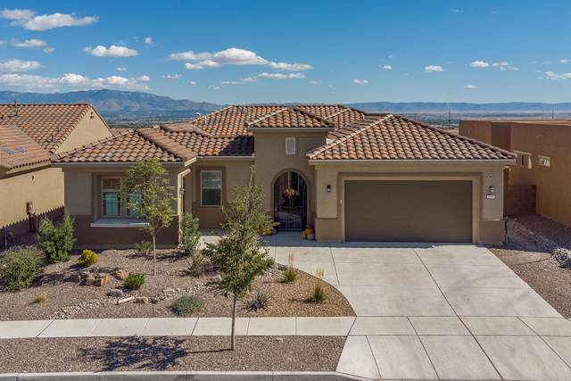 1908 Willow Canyon Trail NW, Albuquerque, NM 87120 (MLS #1002976) :: Keller Williams Realty