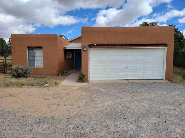 57 Windmill Road, Edgewood, NM 87015 (MLS #1003185) :: The Buchman Group