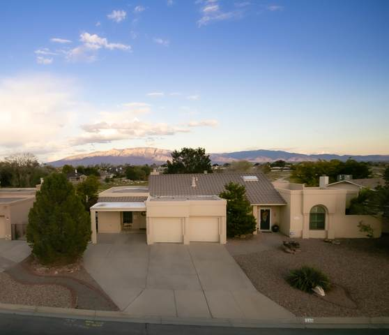 532 Nicklaus Drive SE, Rio Rancho, NM 87124 (MLS #1003257) :: Campbell & Campbell Real Estate Services