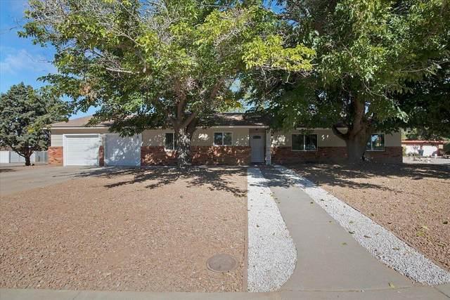 9801 Hannett Place NE, Albuquerque, NM 87112 (MLS #1003499) :: The Buchman Group