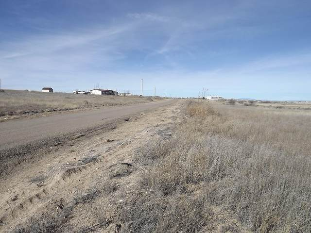 Appaloosa, Moriarty, NM 87035 (MLS #832043) :: The Bigelow Team / Red Fox Realty