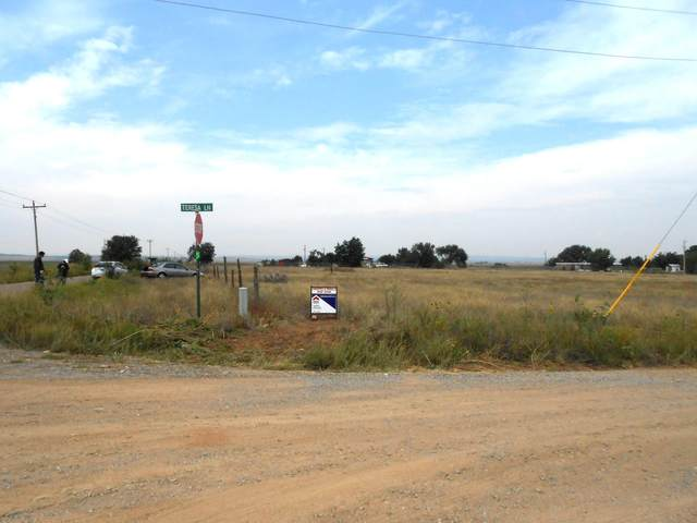 LOT 7-1 Pumpkin Patch Road, Moriarty, NM 87035 (MLS #848420) :: The Bigelow Team / Red Fox Realty