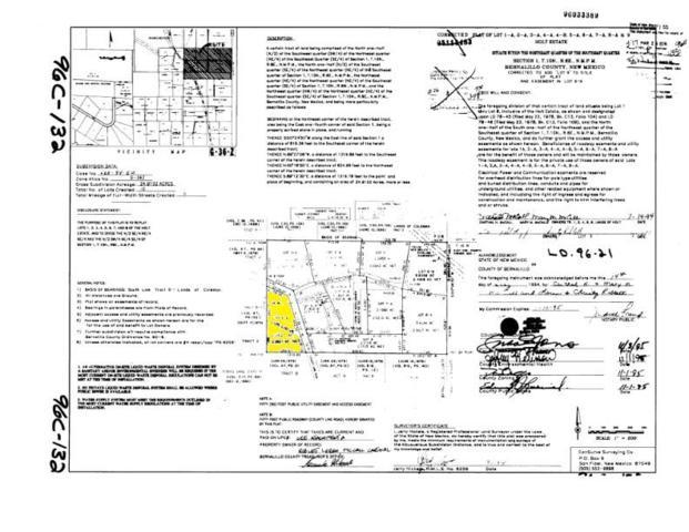 1089 County Line Road, Edgewood, NM 87015 (MLS #863260) :: Berkshire Hathaway HomeServices Santa Fe Real Estate