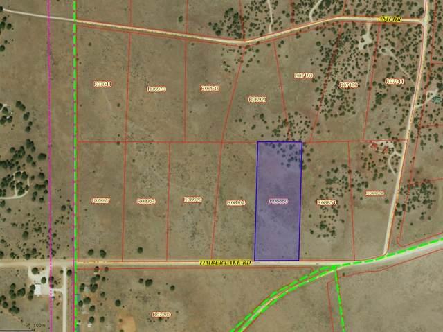 Lot 10 Timber Lake Road, Ramah, NM 87321 (MLS #864313) :: Keller Williams Realty