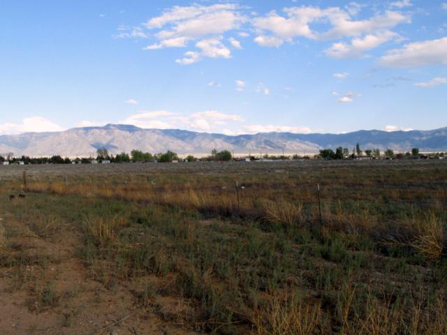 0 Amy Drive, Los Lunas, NM 87031 (MLS #865550) :: The Bigelow Team / Red Fox Realty