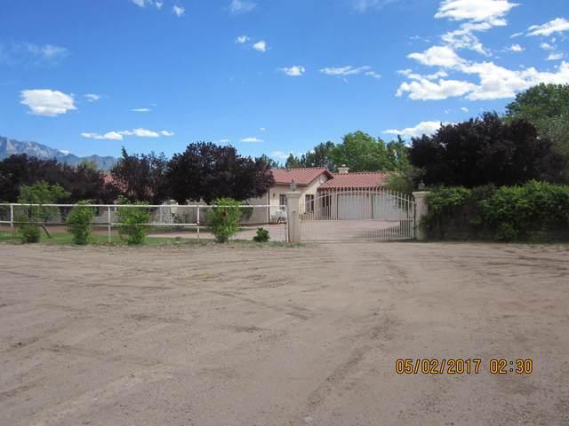 413 Santa Ana Circle, Bernalillo, NM 87004 (MLS #891339) :: Keller Williams Realty