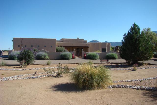 9909 San Francisco Road NE, Albuquerque, NM 87122 (MLS #894317) :: Your Casa Team