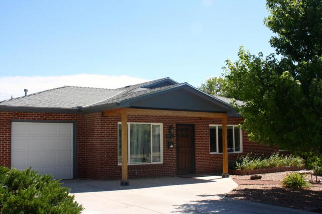 8912 Matthew Avenue NE, Albuquerque, NM 87112 (MLS #894432) :: Your Casa Team