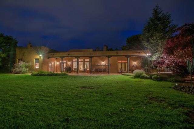 5708 Tinnin Road NW, Los Ranchos, NM 87107 (MLS #897970) :: Rickert Property Group