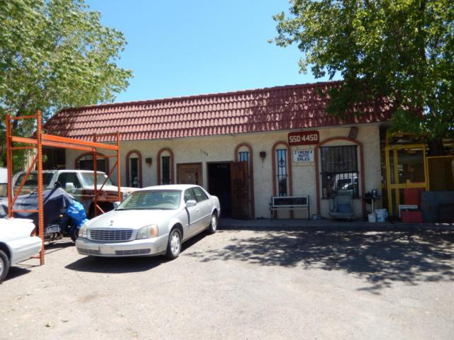 7700 Central Avenue SE, Albuquerque, NM 87108 (MLS #899207) :: Campbell & Campbell Real Estate Services