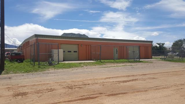 607 West 4th, Magdalena, NM 87825 (MLS #899634) :: The Bigelow Team / Realty One of New Mexico