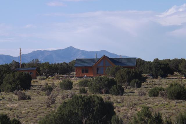 5 Chupadera Ranches, Mountainair, NM 87036 (MLS #899725) :: Campbell & Campbell Real Estate Services
