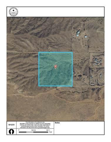 Off Pajarito (Jmt #15) Road SW, Albuquerque, NM 87121 (MLS #899787) :: Campbell & Campbell Real Estate Services