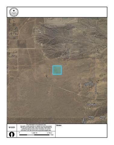 Off Pajarito (Jmt #16) Road SW, Albuquerque, NM 87121 (MLS #899788) :: Campbell & Campbell Real Estate Services