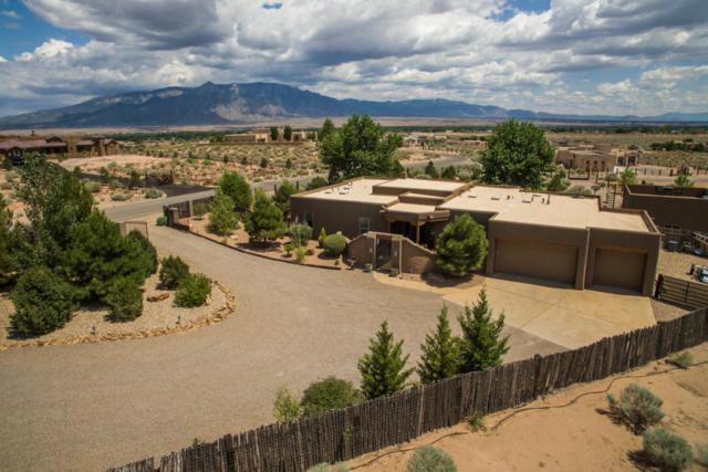 503 Albino Road, Corrales, NM 87048 (MLS #899822) :: Rickert Property Group