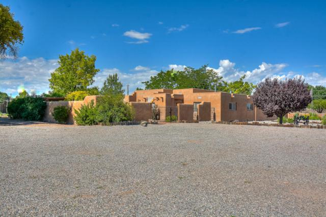 39 Ra County Rd 114, La Mesilla, Espanola, NM 87532 (MLS #900061) :: Campbell & Campbell Real Estate Services