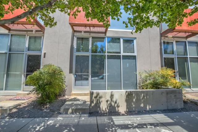 819 Silver Avenue SW, Albuquerque, NM 87102 (MLS #900619) :: Campbell & Campbell Real Estate Services
