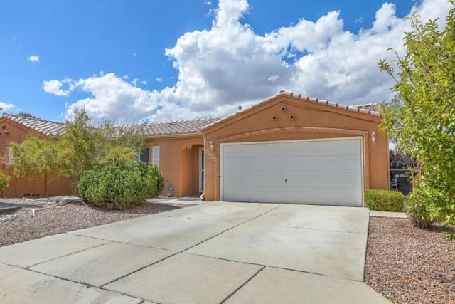 7205 Villa Tulipan NE, Albuquerque, NM 87113 (MLS #901910) :: Your Casa Team