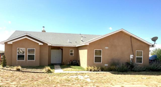 48 Evening Star Loop, Edgewood, NM 87015 (MLS #902105) :: Campbell & Campbell Real Estate Services