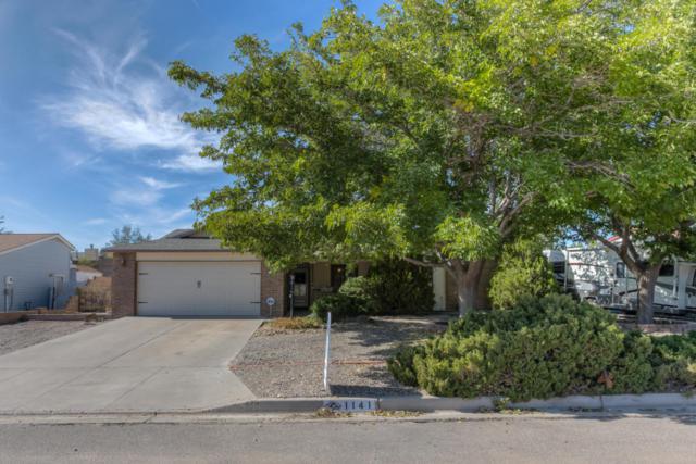 1141 Sandia Vista Road NE, Rio Rancho, NM 87144 (MLS #903699) :: Rickert Property Group