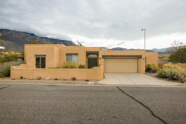 12612 Carmel Court NE, Albuquerque, NM 87122 (MLS #905427) :: Your Casa Team