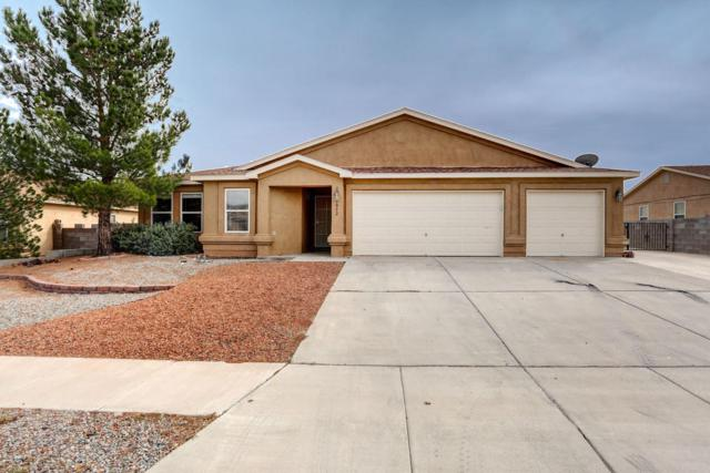 5052 Mira Vista Drive NE, Rio Rancho, NM 87144 (MLS #905576) :: Campbell & Campbell Real Estate Services