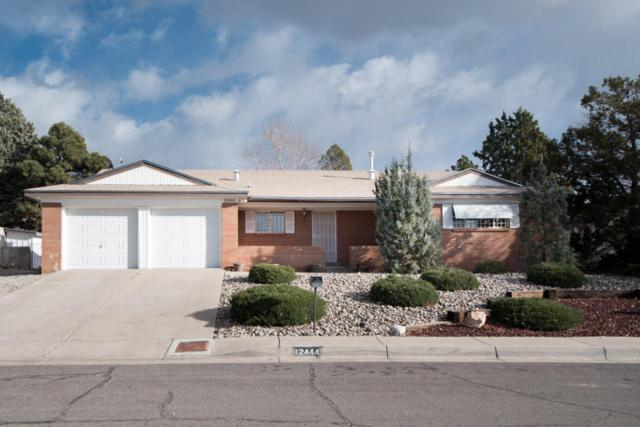 12444 Placid Avenue NE, Albuquerque, NM 87112 (MLS #907428) :: Your Casa Team