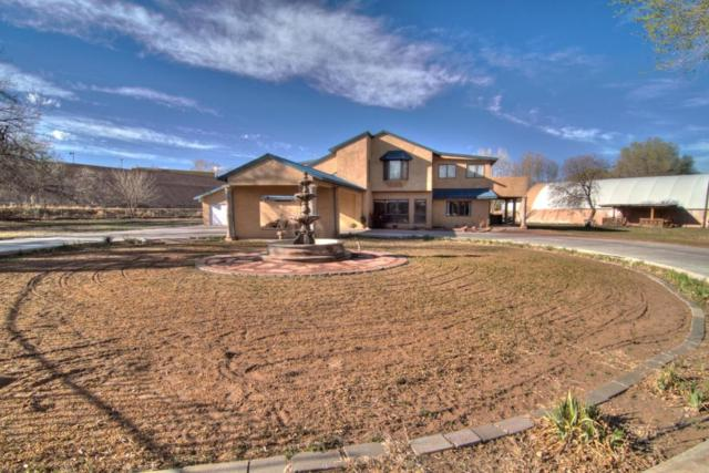 1511 Lucyle Place NW, Albuquerque, NM 87114 (MLS #907828) :: Silesha & Company