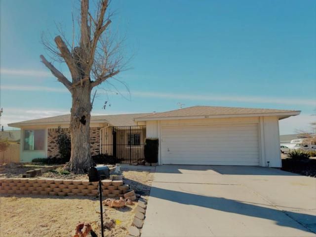 501 Silver Saddle Road SE, Rio Rancho, NM 87124 (MLS #908482) :: Campbell & Campbell Real Estate Services