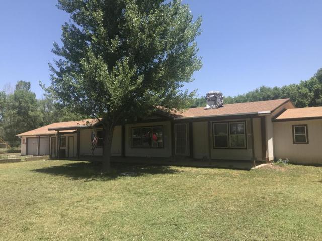 6 Buena Suerte, Belen, NM 87002 (MLS #909186) :: Will Beecher at Keller Williams Realty