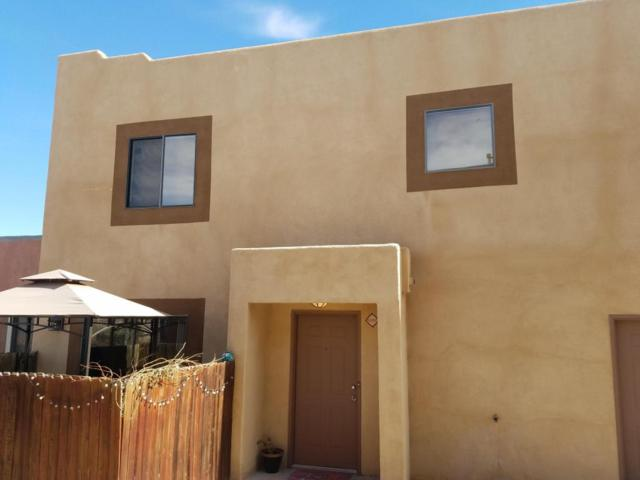 4801 Irving Boulevard NW Unit 1002, Albuquerque, NM 87114 (MLS #909290) :: Campbell & Campbell Real Estate Services