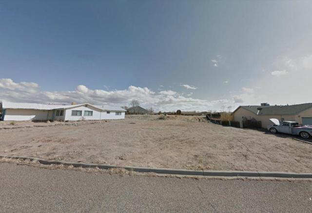 Brown Drive, Rio Communities, NM 87002 (MLS #909519) :: Campbell & Campbell Real Estate Services