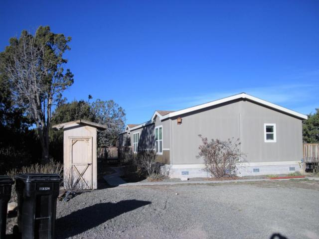 83 Cedar Lane Drive, Moriarty, NM 87035 (MLS #909676) :: Campbell & Campbell Real Estate Services