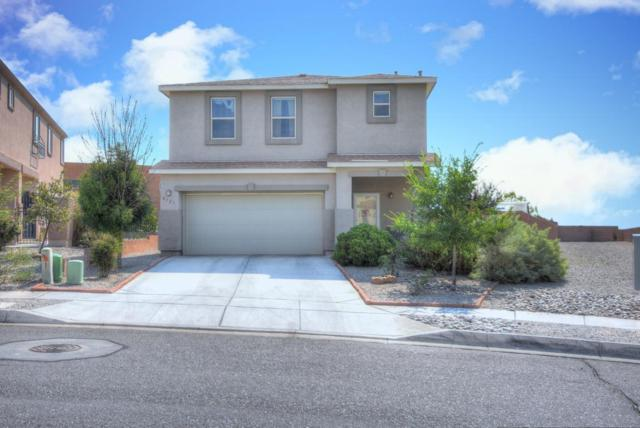 2528 Violeta Circle SE, Rio Rancho, NM 87124 (MLS #909925) :: Your Casa Team