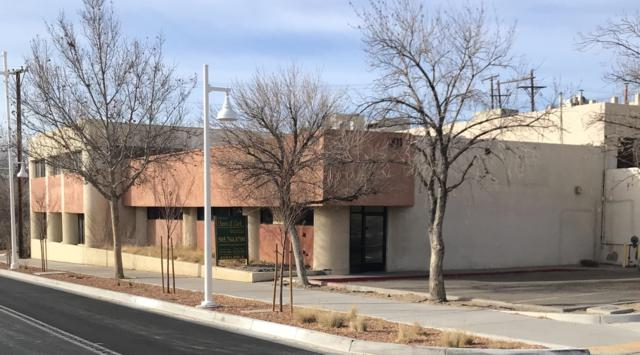 1511 Central Avenue NE, Albuquerque, NM 87106 (MLS #910088) :: Campbell & Campbell Real Estate Services