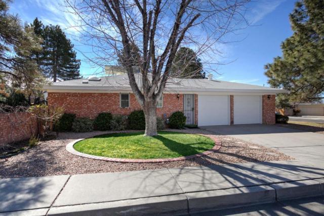 3824 Parsifal Street NE, Albuquerque, NM 87111 (MLS #912816) :: Your Casa Team