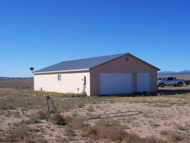 95 Chavez Road, Moriarty, NM 87035 (MLS #913112) :: The Stratmoen & Mesch Team